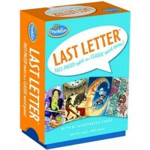Last Letter - szókincs fejlesztéshez a legjobb