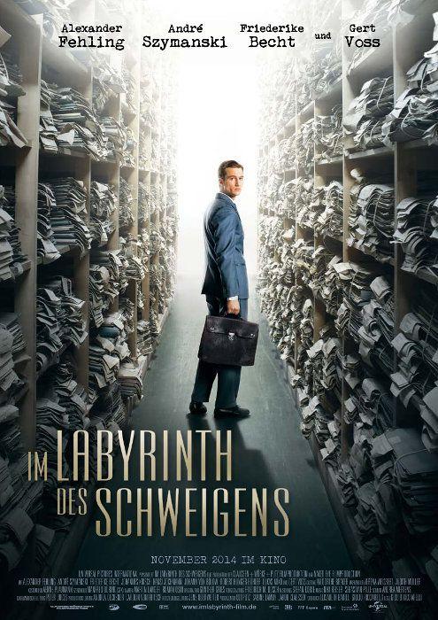 Im Labyrinth des Schweigens (Giulio Ricciarelli, 2014)