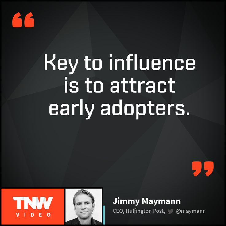 How to build a global media company using videos? Watch Jimmy Maymann's talk on TNW Video.