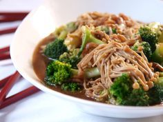 Golden Mushrooms and Brocolli with Dried Shrimps