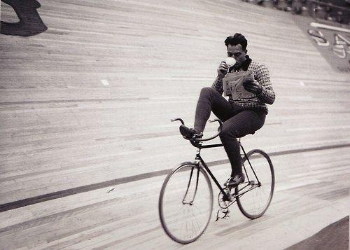 Biking in style in Bike