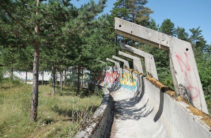 Sarajevo's Abandoned Olympic Sites   History   Smithsonian
