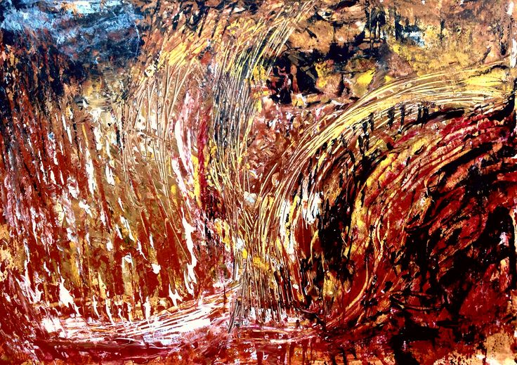 My new artwork - Abstract Expressionins