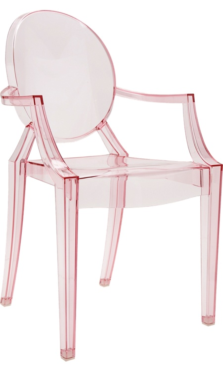 Love this classic design turned into contemporary design by Phillipe Starck!