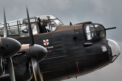 Avro Lancaster - City of Lincoln.