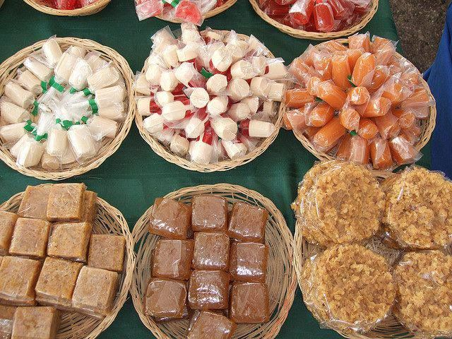 Dulces tipico de Puerto Rico.