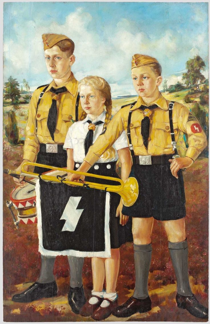17 best ideas about hitler youth war nazi hitler youth painting