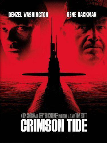 Crimson Tide: Denzel Washington, Gene Hackman, George Dzundza, Viggo Mortensen: Movies & TV