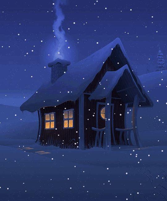 событие зацепило новогодняя картинка с домом с дымом маскирует дефекты без