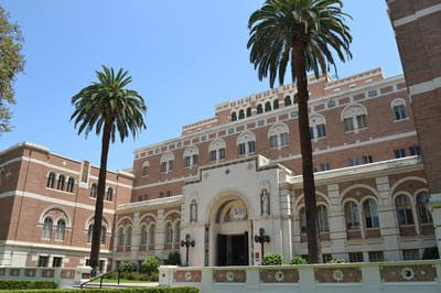 University of Southern California Photo Tour