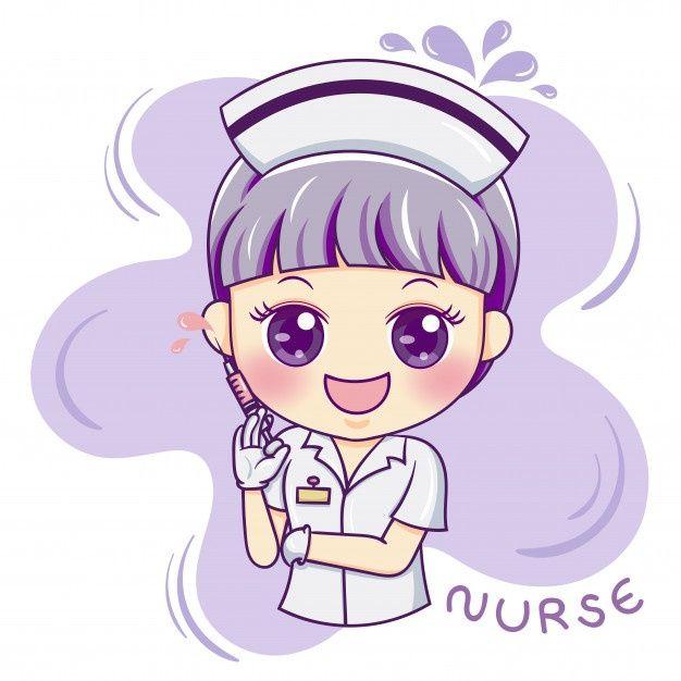 Enfermera Vector Premium Premium Vector Freepik Vector Fondo Mujer Medico Dibu Imagenes De Enfermeras Animadas Enfermera Caricatura Enfermeras Animadas