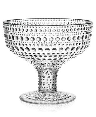 Macy's Iittala Kastehelmi Footed Bowl