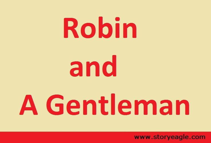 This story is based on real incident. Robin, who was a taxi driver, lived in Mumbai city.  The monthly income of Robin was not much due to which it was hard to live through with a family of six members included his wife, three children, an old mother and he himself.   Robin was much tensed because his financial condition was not proper. He wanted to earn...  To read full story, Just click- http://www.storyeagle.com/2016/10/robin-and-gentleman-story-based-on.html