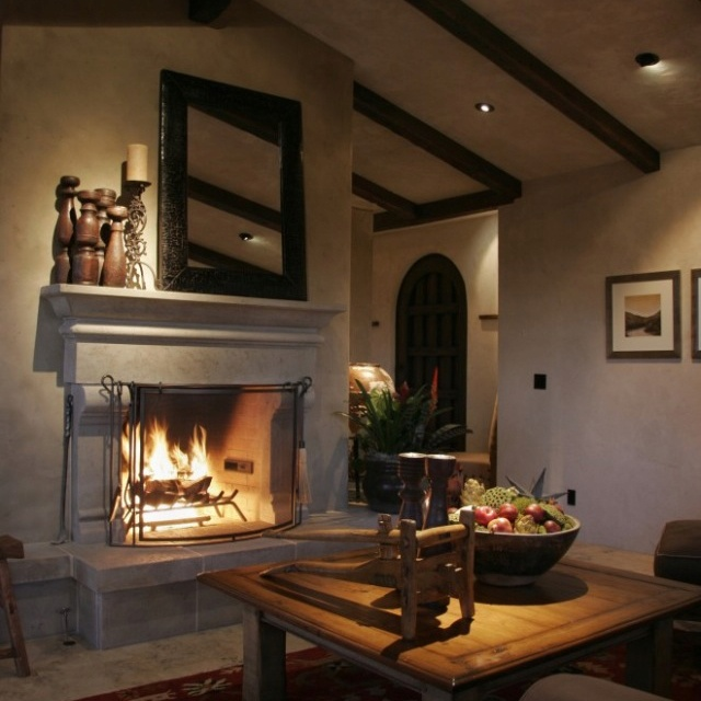 Houzz Fireplace Ideas: 286 Best Houzz Rooms Decor Images On Pinterest