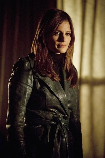 Stana Katic in Castle - 3XK