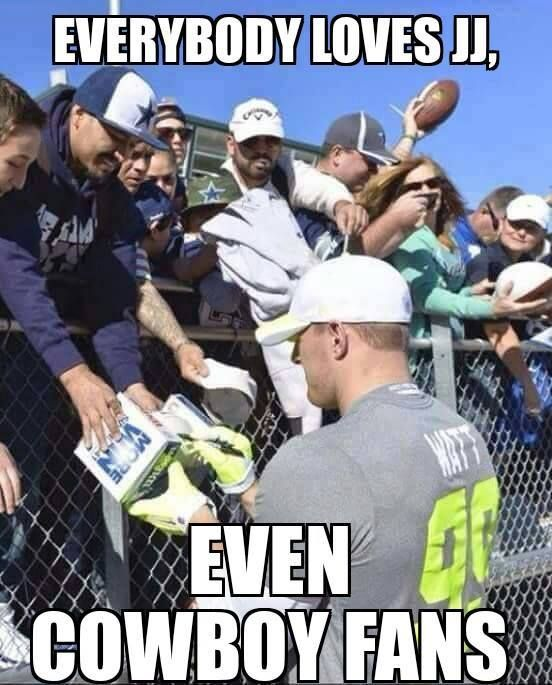 Texan Nation... Best one ever... Lol.. cant even say sorry Dallas fans bc they know whats up !!!
