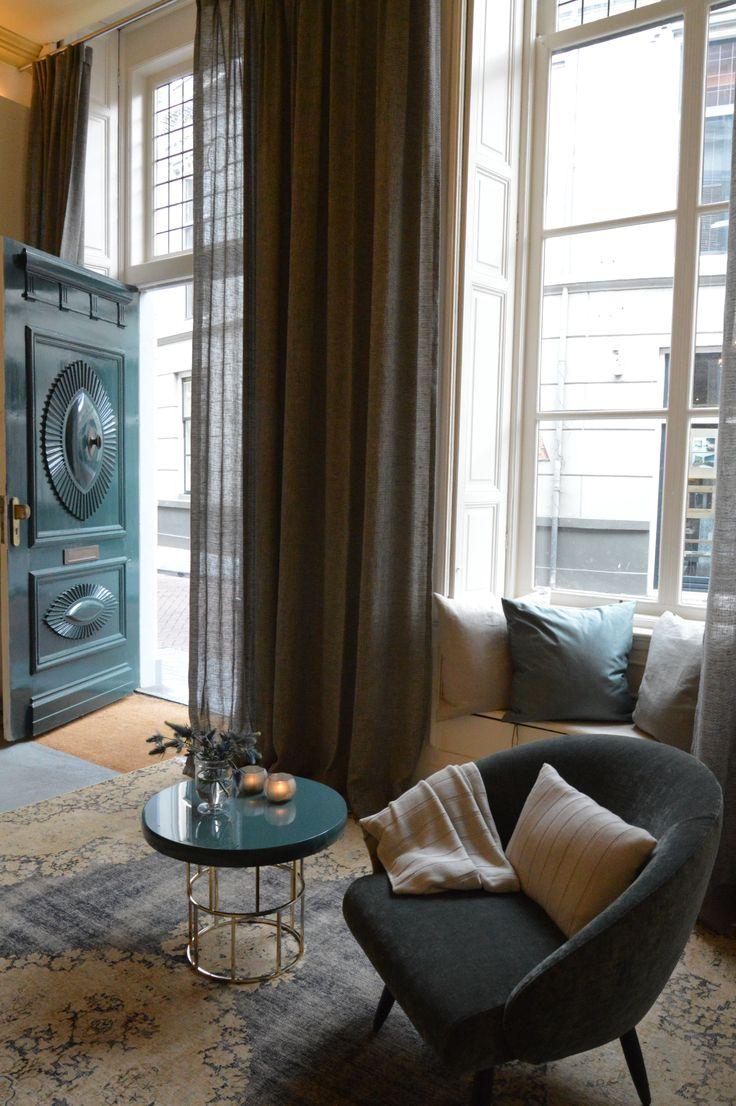 in de studio zimmer rohde club fauteuil riviera tafel. Black Bedroom Furniture Sets. Home Design Ideas