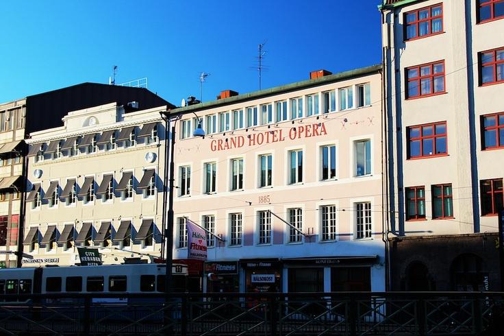 Grand Opera hotel