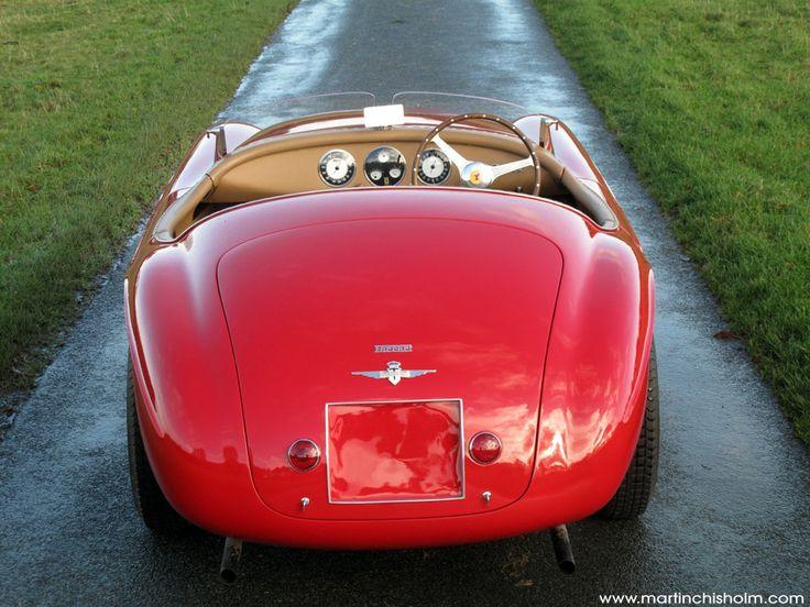Touring Ferrari 166MM Barchetta #0058M 1950