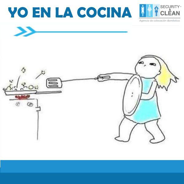 ¡No sufras! En Security & Clean podemos ayudarte con la preparación de alimentos en la casa