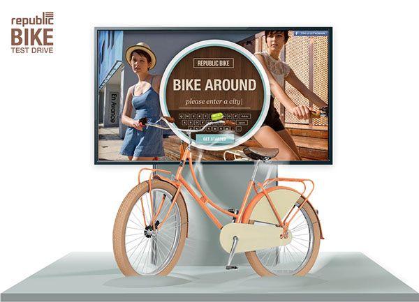Republic Bike - Retail Store on Behance