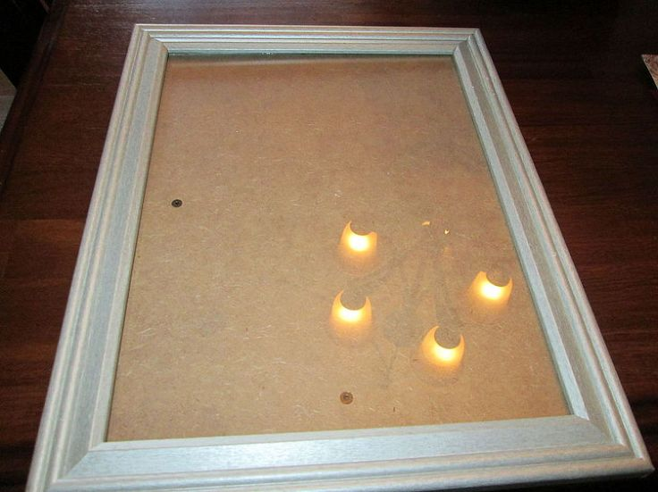 Don t Throw Away Old Picture Frame[Turn Into Serving Tray] !