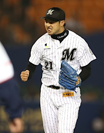 Tatsuya Uchi (Chiba Lotte Marines)