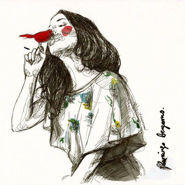 Paula Bonets Illustrations 15 – Fubiz™