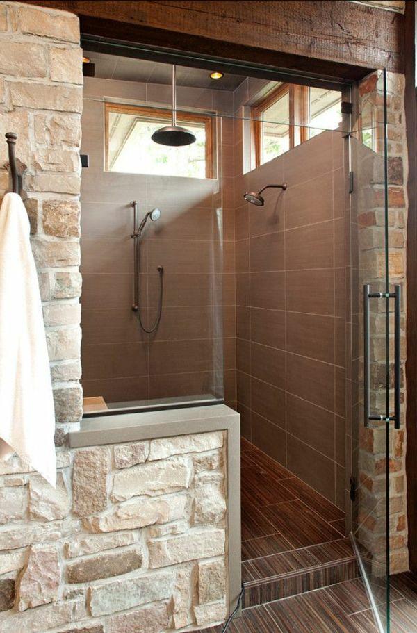 die besten 25 duschglaswand ideen auf pinterest. Black Bedroom Furniture Sets. Home Design Ideas