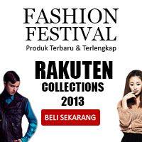 Rakuten Belanja Online Fashion Festival. Temukan berbagai jenis kebutuhan pakaian anda mulai dari baju, celana, dress, dasi, kalung,cincin,jam tangan atau aksesoris lainnya untuk pria dan wanita