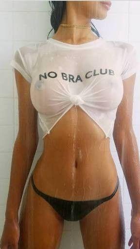 eec8866050 Pin on No bra club
