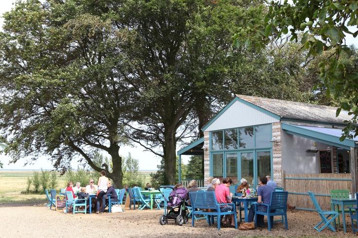 Wiveton Hall Cafe. North Norfolk