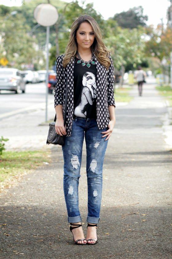 Meu Look: Casual Style - Amanda Capellani - Moda e Lifestyle