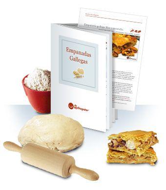 Recopilación de 10 recetas de empanadas gallegas, uno de los productos más apreciados y conocidos fuera y dentro de Galicia. Aprende a cocinar los distintos compangos o rellenos, así como los tipos de masa y modos de elaboración