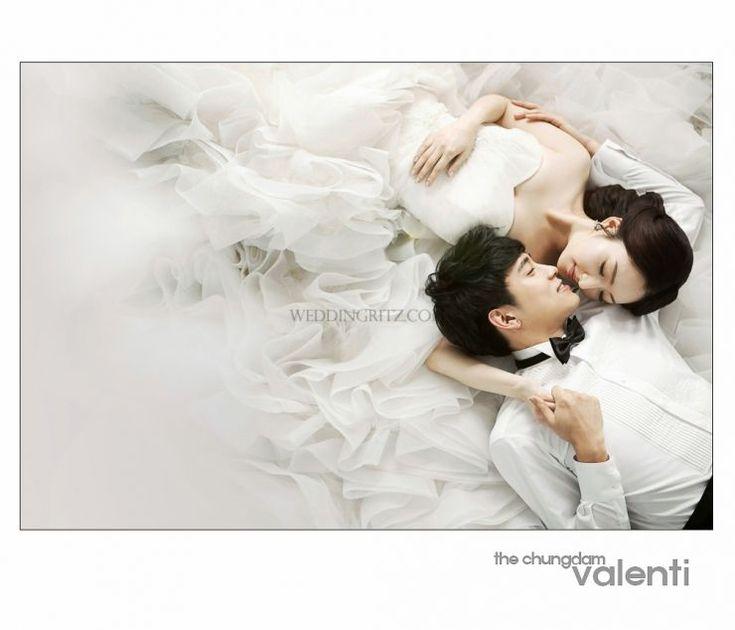 Korea Pre-Wedding Photoshoot - WeddingRitz.com » Korea Pre-Wedding studio - The Cheung Dam studio. #weddingphotography