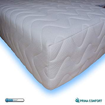 Orthopaedic Memory Foam Mattress ToppersAll Sizes /& Depths