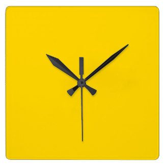 Sunny day Square Wall Clock