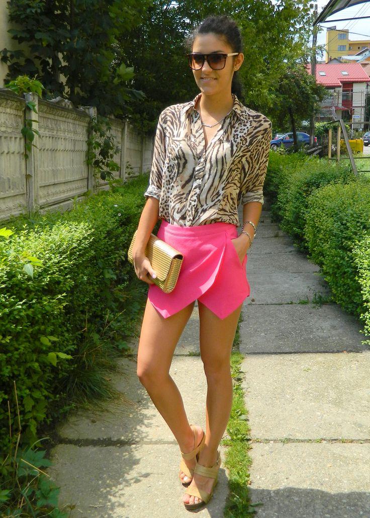 Leo pink