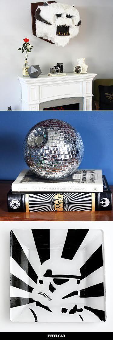 Star Wars home decor DIYs
