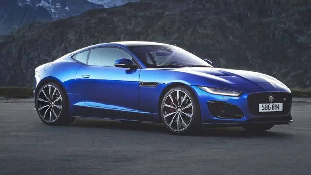 2020 Jaguar F Type Facelift Unveiled Jaguar F Type Jaguar Jaguar Car