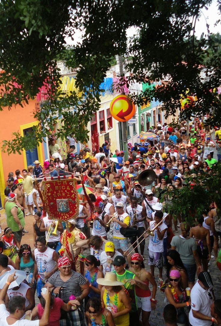 2016 * Carnaval de rua em Olinda - Pernambuco