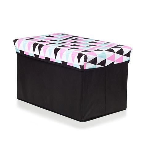 Pink Storage Box | Kmart