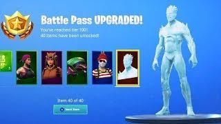 new season 7 battle pass skins rewards fortnite season 7 max battle pass rank unlocks - fortnite ranked rewards