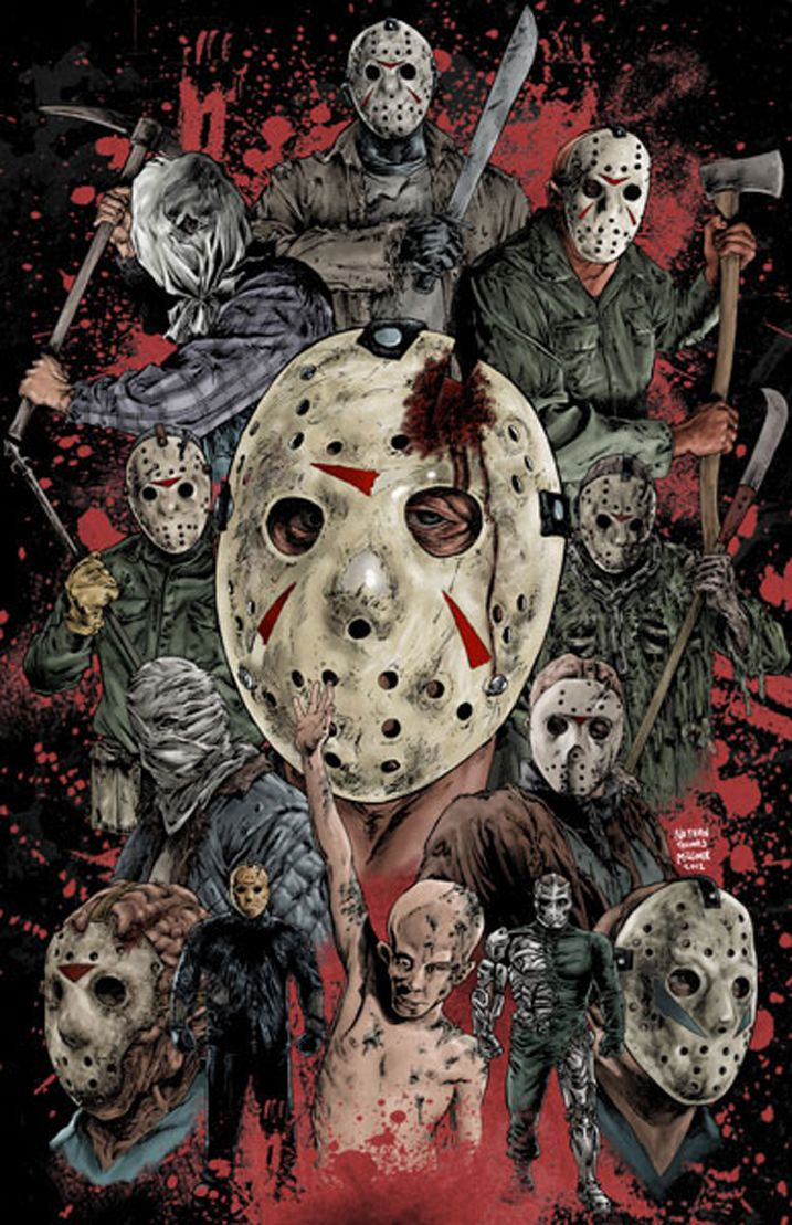 friday the 13th - photo #46