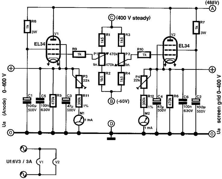 regulated power supplies