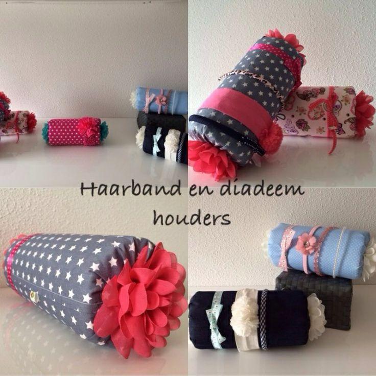 Haarband diadeem houders www.froggyforkids.nl