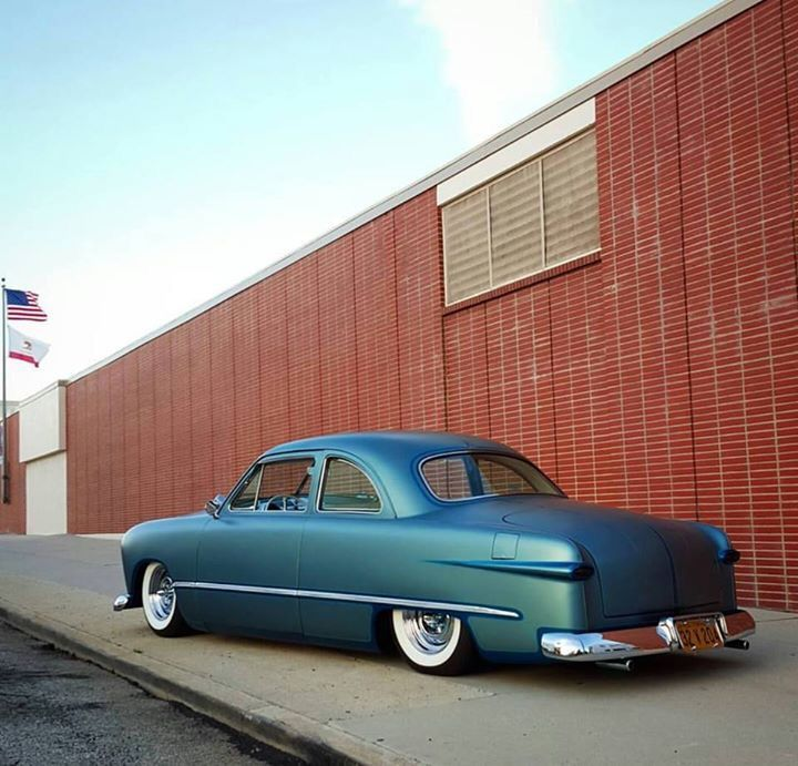 1949 1950 1951 Shoebox Ford Custom Chopped Lowered: 466 Best FORD 1949, '50, '51 Images On Pinterest