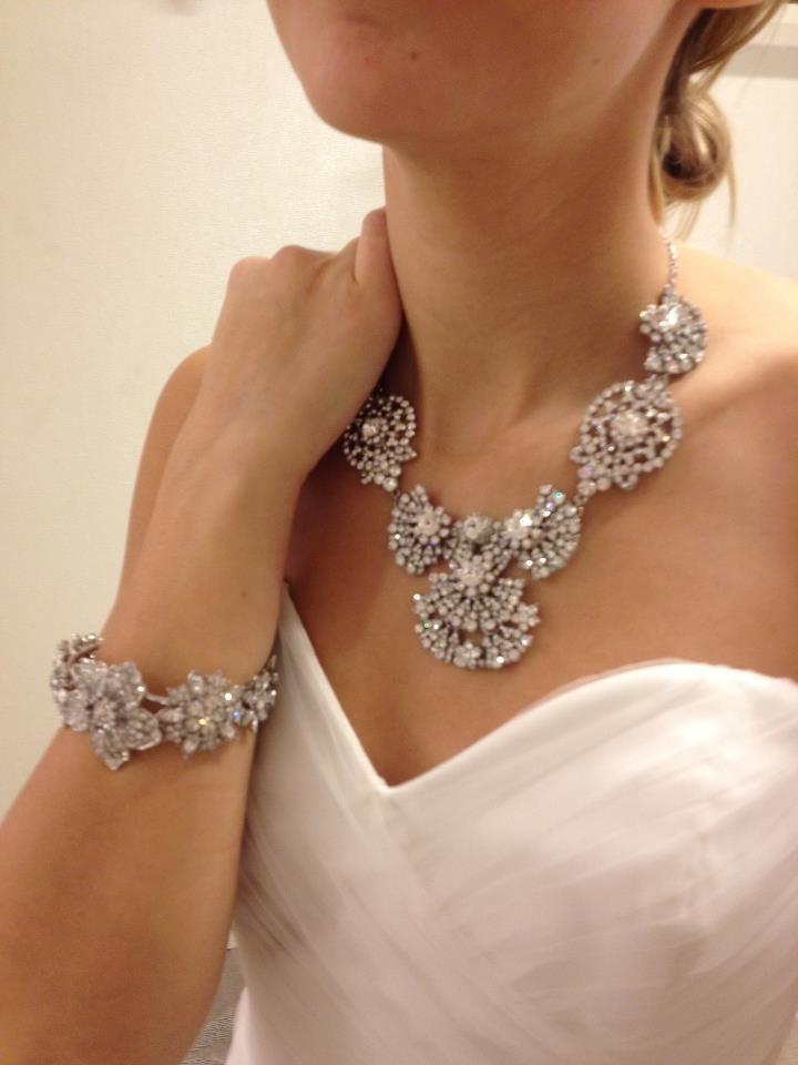 Statement jewelry from Nina