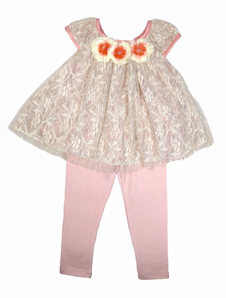 Legging Set for girls! Found on dreamdress.at #leggingSet, #rareEditions, #girlsfashion, #girl, #littleDiva, #littlefashionista