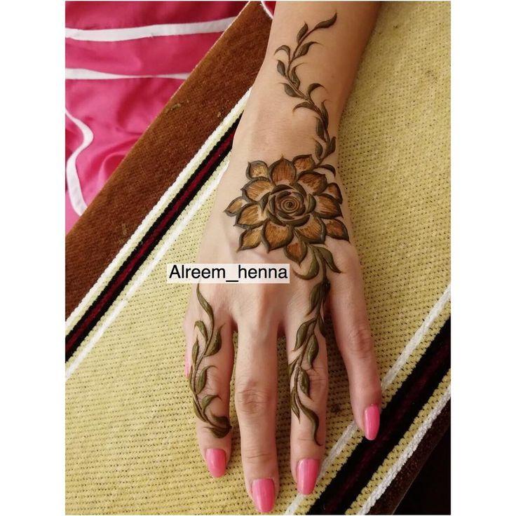 Khaleeji Henna Designs Tattoo